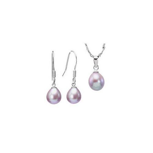 Set Elegance Perle Lavanda