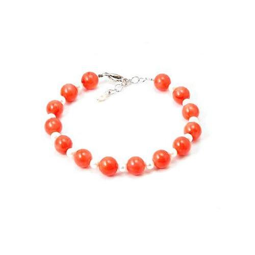 Bratara Orange Coral