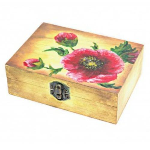 Livrare in cutie de lemn...
