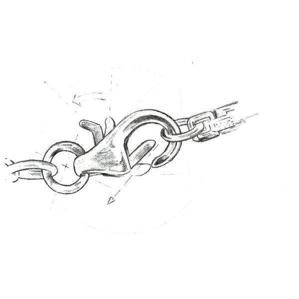 Cercei Silver Tear-Drops Albi