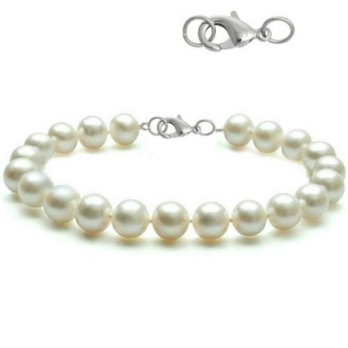 Bratara Argint cu Perle...