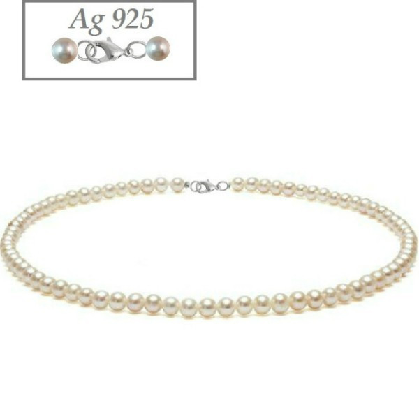 Bratara cu Perle Albe 8-9 mm AAA