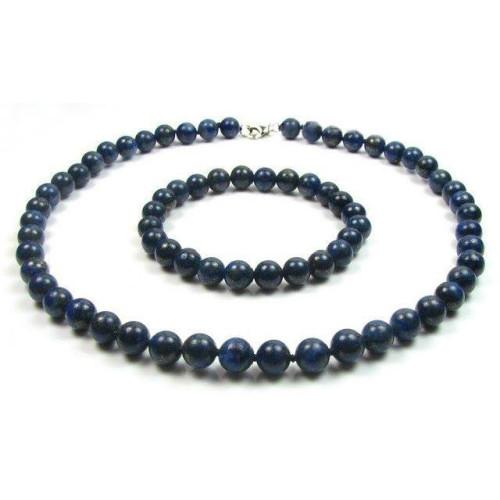 Set Lapis Lazuli 7 mm