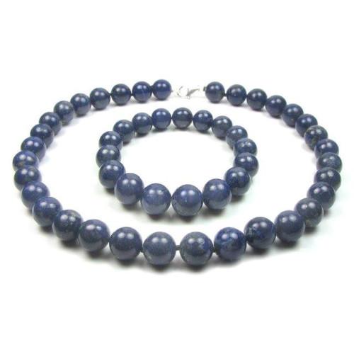 Set Lapis Lazuli 12 mm