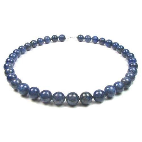 Colier Lapis Lazuli 10 mm