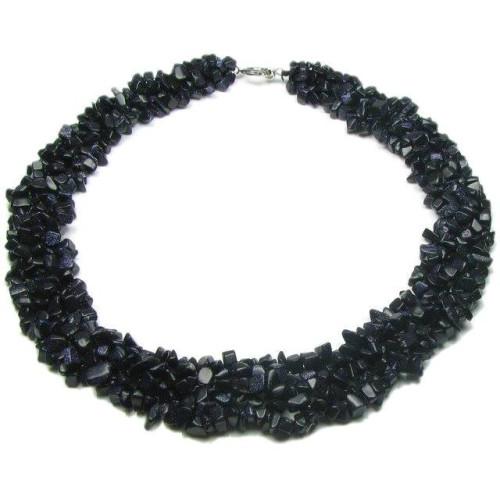 Cercei Aur si Perle AAA Negru-Verzui