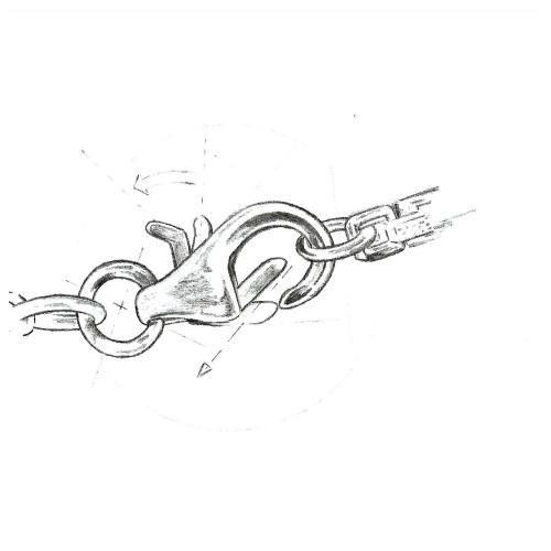 Pandantiv Argint Rotund Lavanda