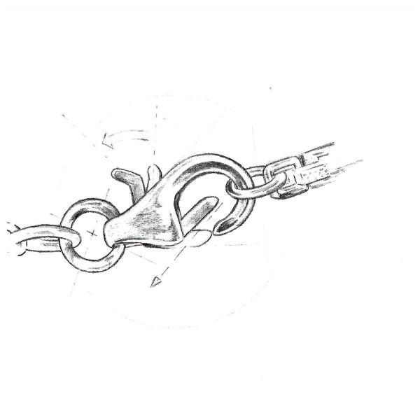 Brosa/ Pandantiv Inflorita cu Perle Albe