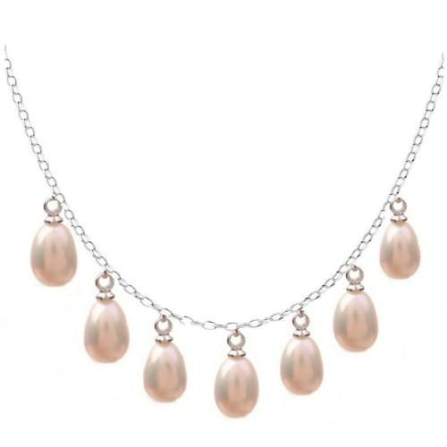 Colier Silver Queen Perle...