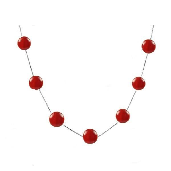Colier Perle Naturale Crem 10 mm