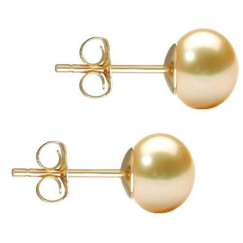 Cercei de Aur cu Perle...