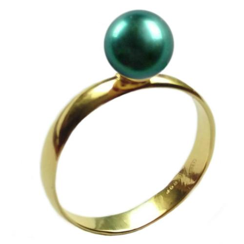 Inel din Aur cu Perla...