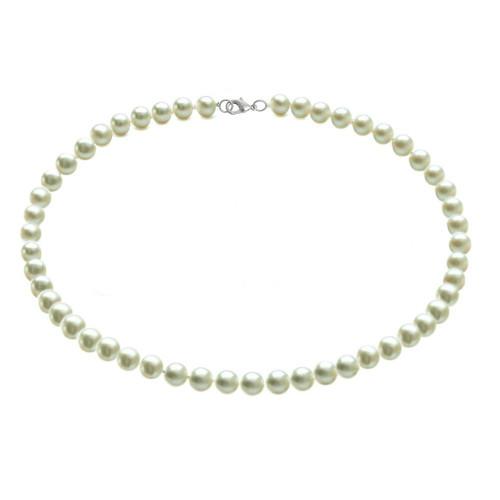 Colier Argint cu Perle...