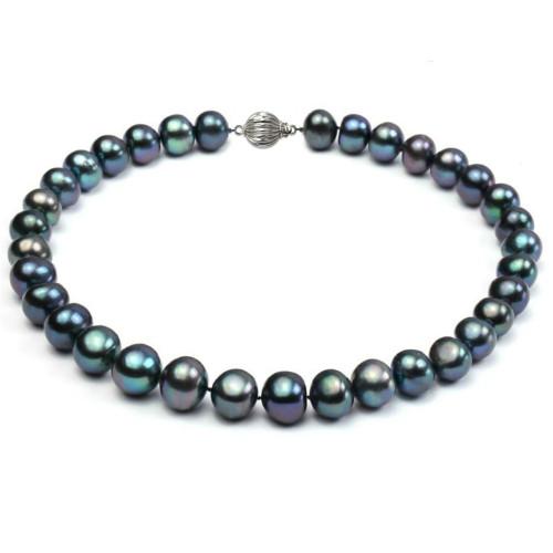 Colier Perle Naturale Negre...