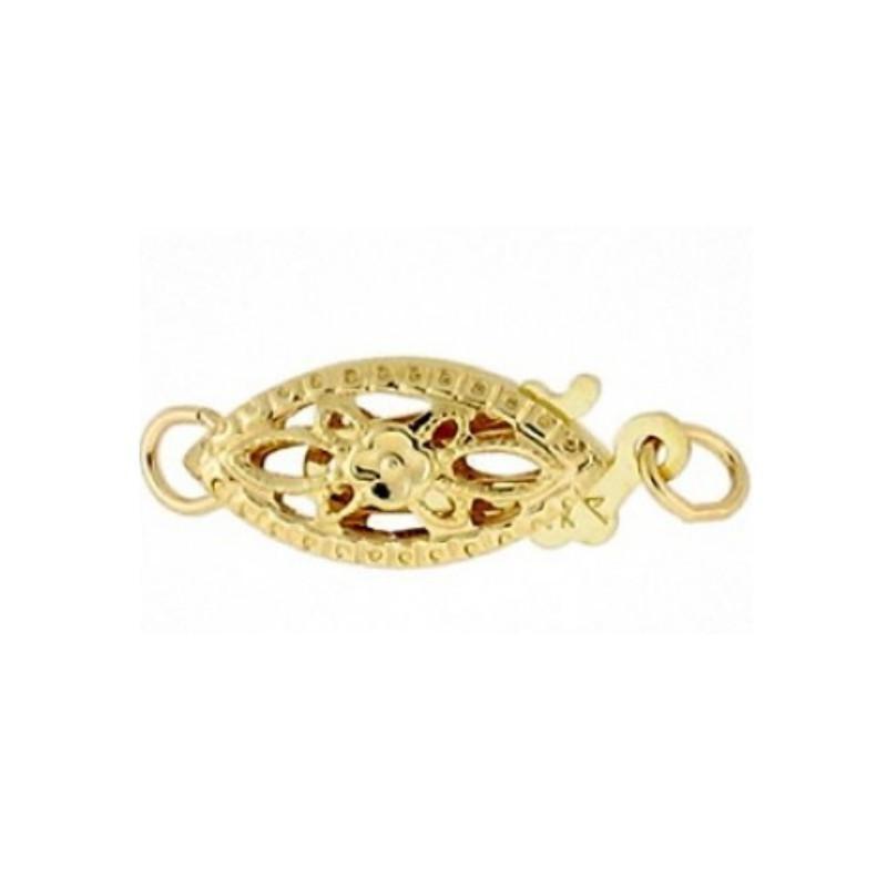 Inel din Aur cu Perla Naturala de Cultura Neagra