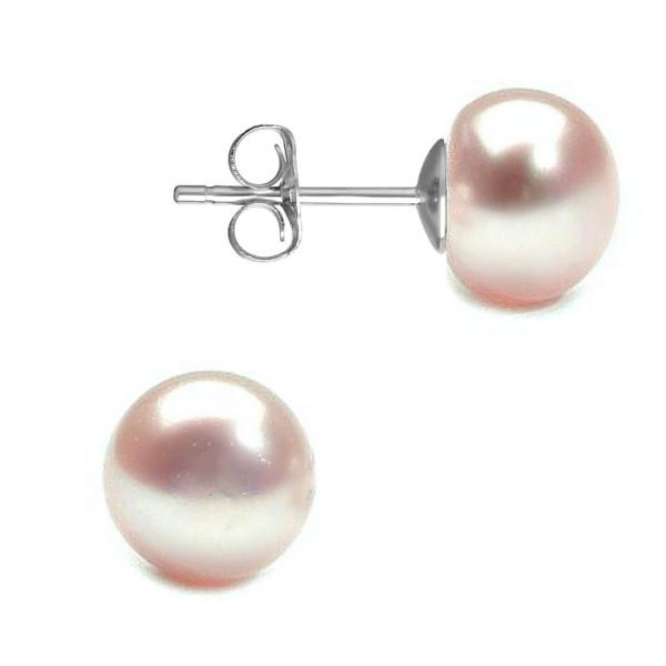 Cercei Argint Lungi cu Perle Naturale Albe