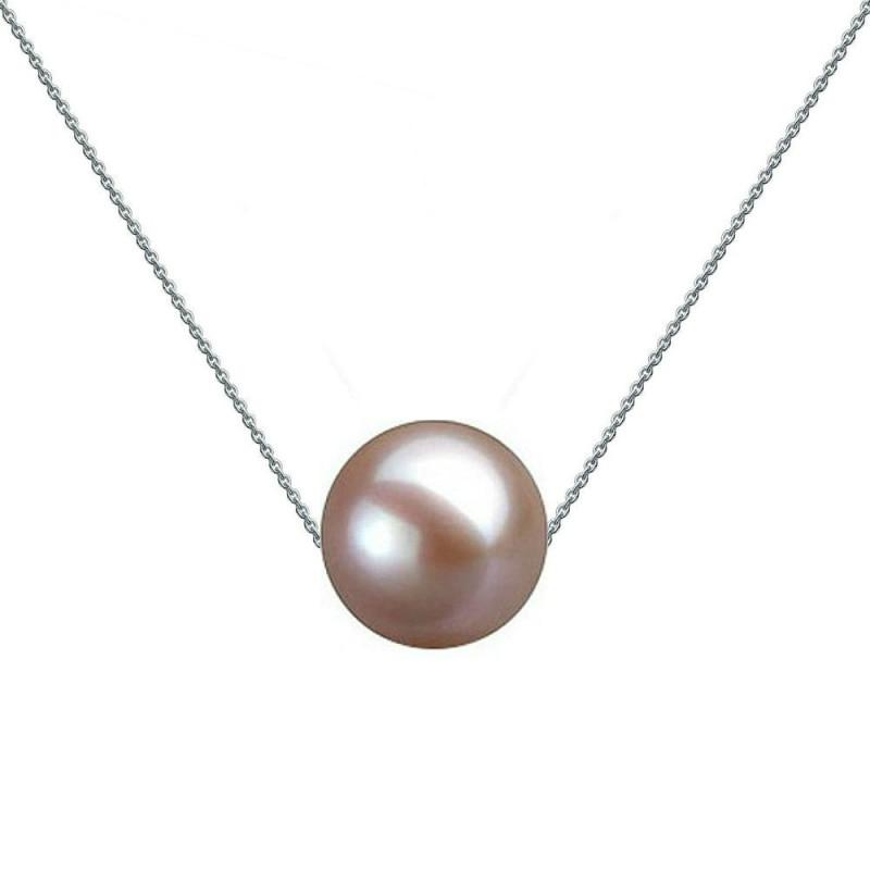 Set Aur 14k si Perle Naturale Albe