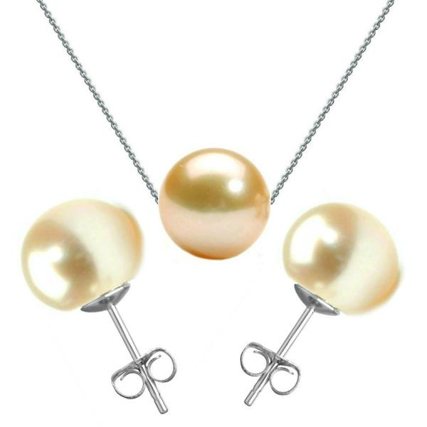 Colier Perle Naturale Multicolore Baroque cu Inchizatoare Aur