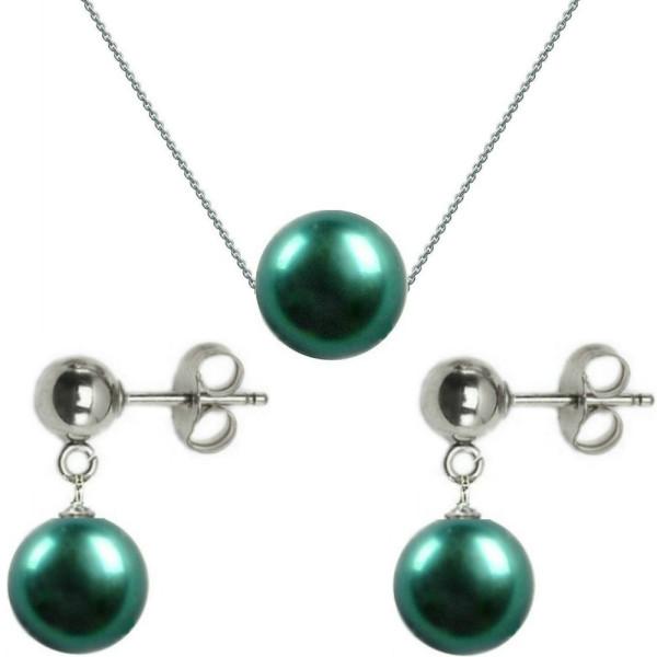 Bratara Perle Naturale Baroque cu Inchizatoare Argint
