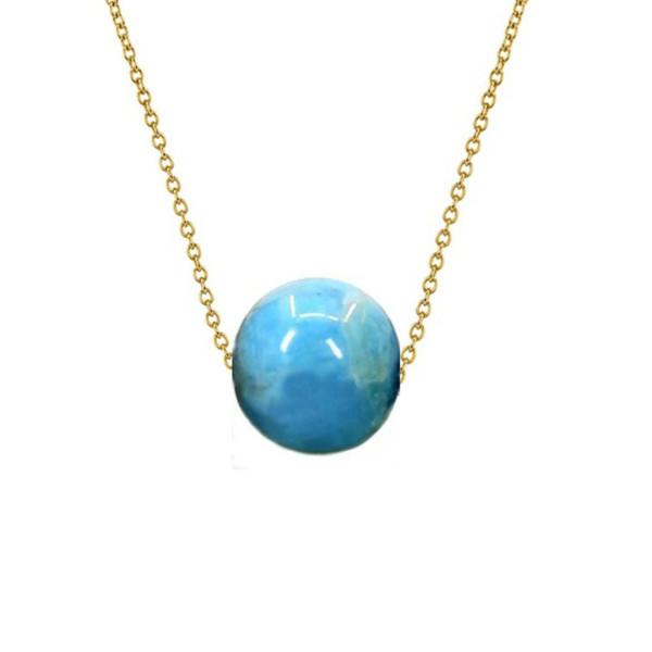 Pandantiv Aur cu Perla Alba AAA+