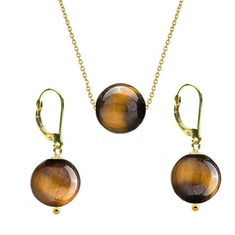 Cercei Aurii Argint cu Perle Teardrops Lavanda Pavati cu Zirconii