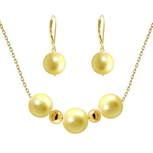 Set Aur si Perle Naturale...