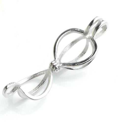 Set Office Bratara si Cercei Argint 925 si Perle Naturale Premium de 8 mm
