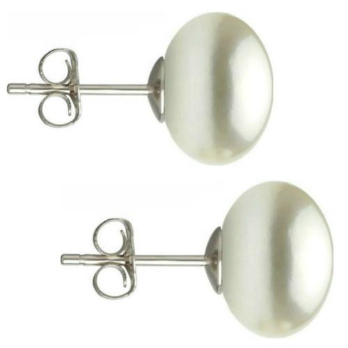 Bratara Zodiac Fecioara cu Perle Naturale Albe 7 mm