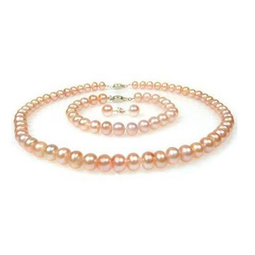 Set Clasic Perle Naturale...