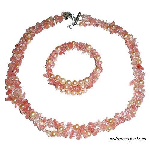 Set Pinky Pearl