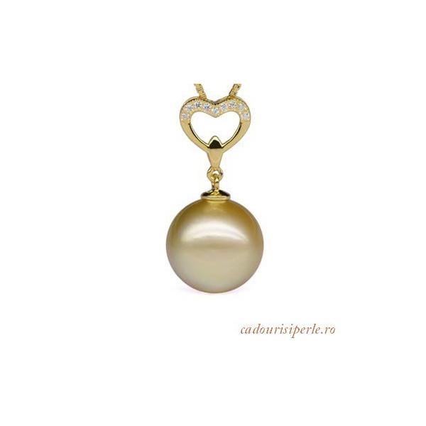 Pandantiv Glamour Gold