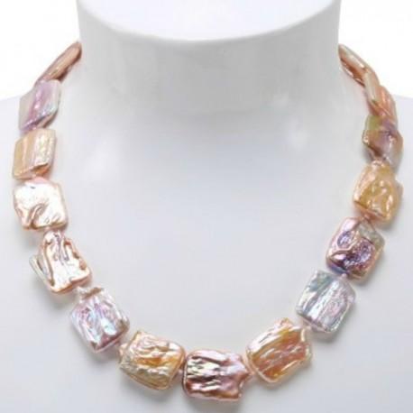 perle baroc multicolor
