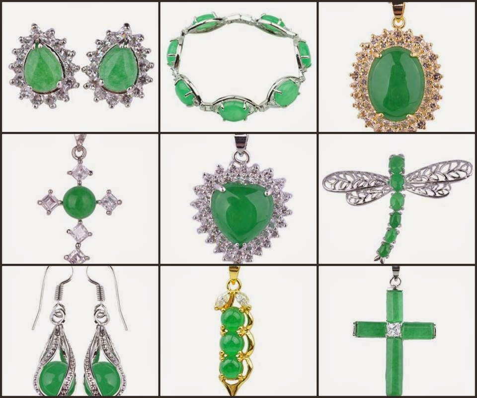 bijuterii cu jad