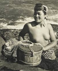 femie pescuitor perle