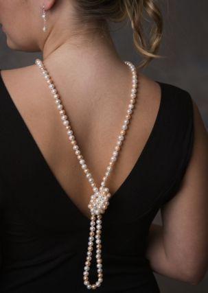 opera colier perle
