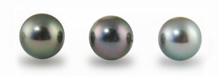 Perle naturale de cultura Tahitiene